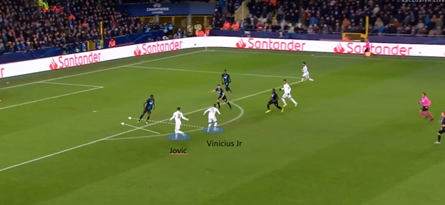 UEFA Champions League 2019/20: Club Brugge vs Real Madrid - tactical analysis tactics