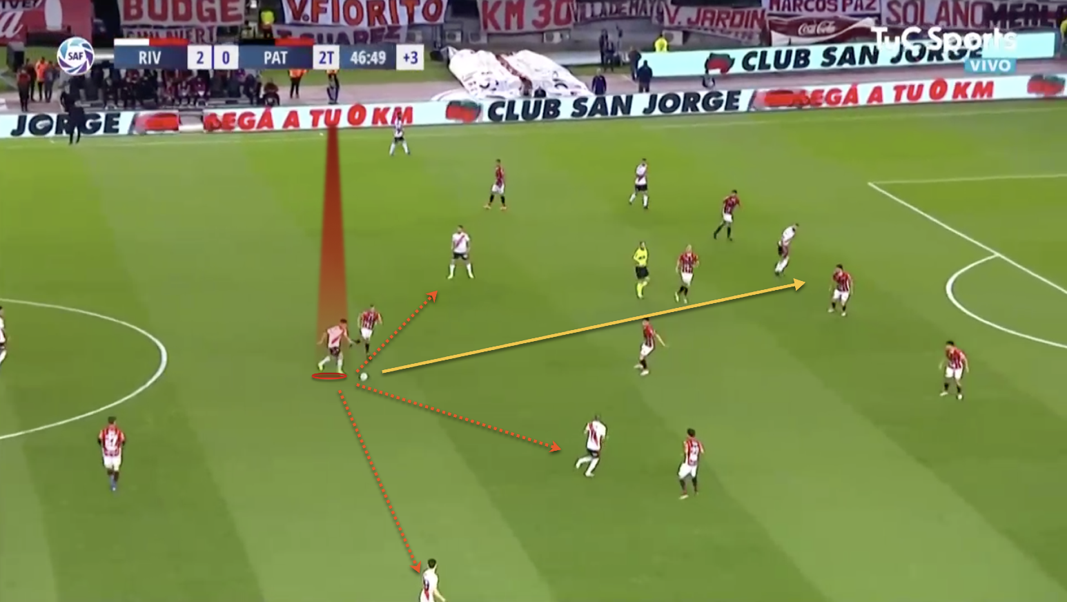 Exequiel Palacios 2019/20 - scout report - tactical analysis tactics