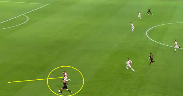 Daley Blind Scout Report: 2019/20 Tactics