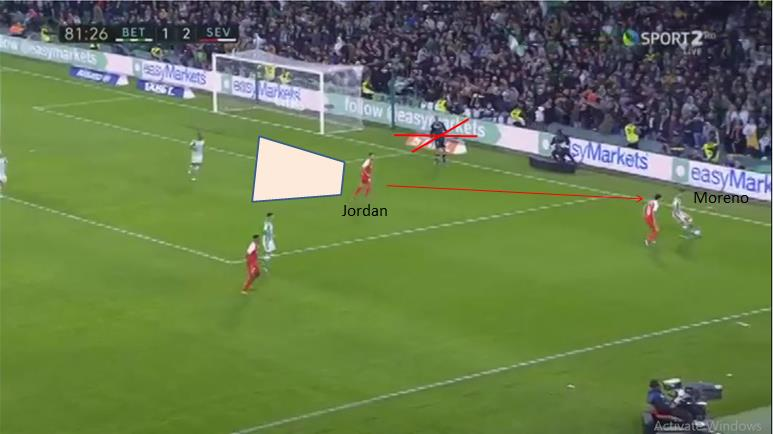 Joan Jordan 2019/20 scout report tactical analysis tactics