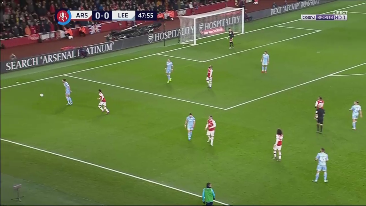 FA Cup 2019/20: Arsenal vs. Leeds United - tactical analysis tactics