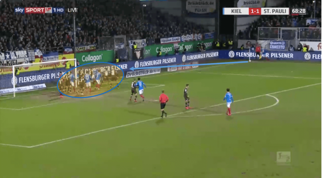 2. Bundesliga 2019/20: Holstein Kiel vs St. Pauli - tactical analysis tactics