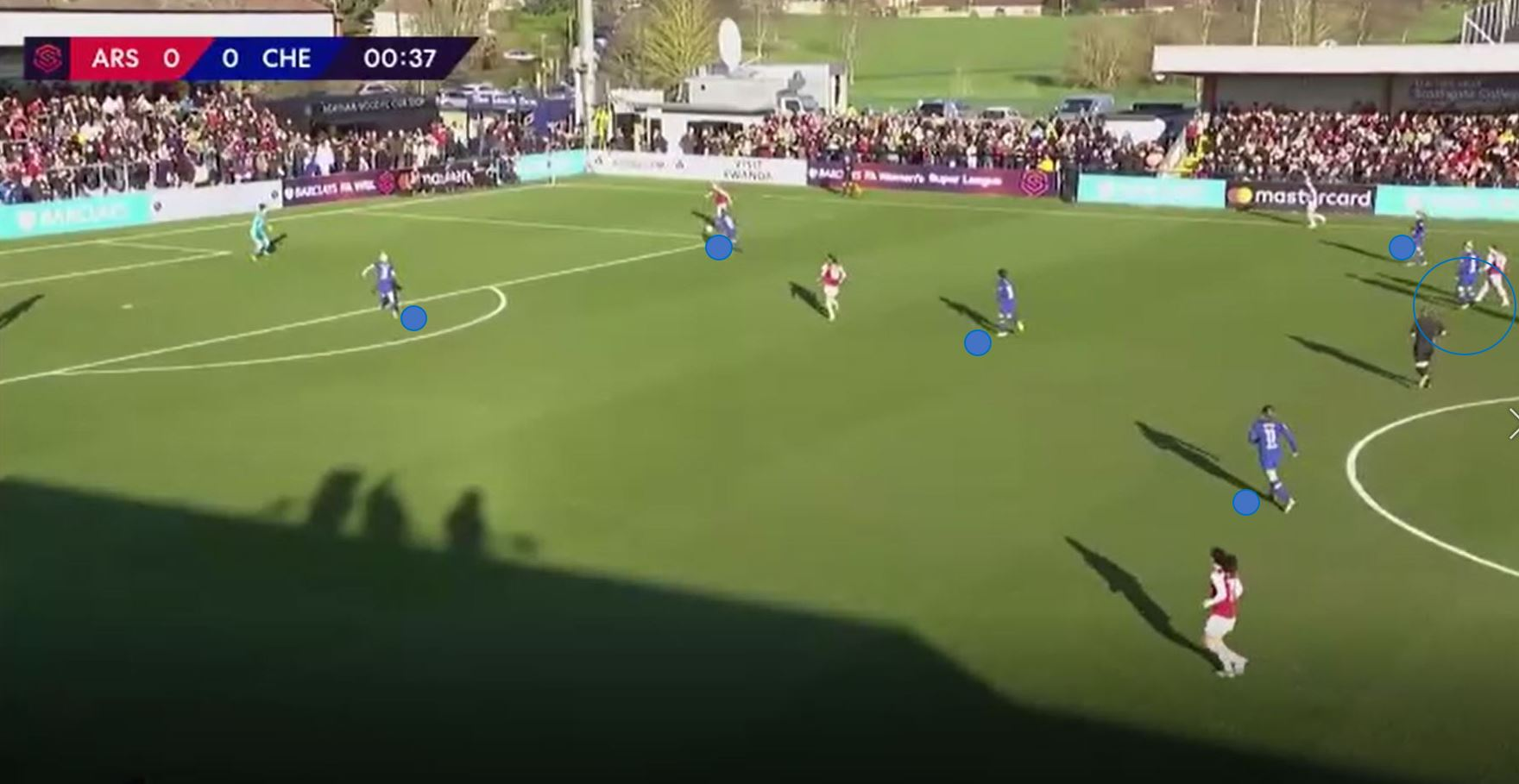 Sophie Ingle 2019/20 Scout Report - Tactics