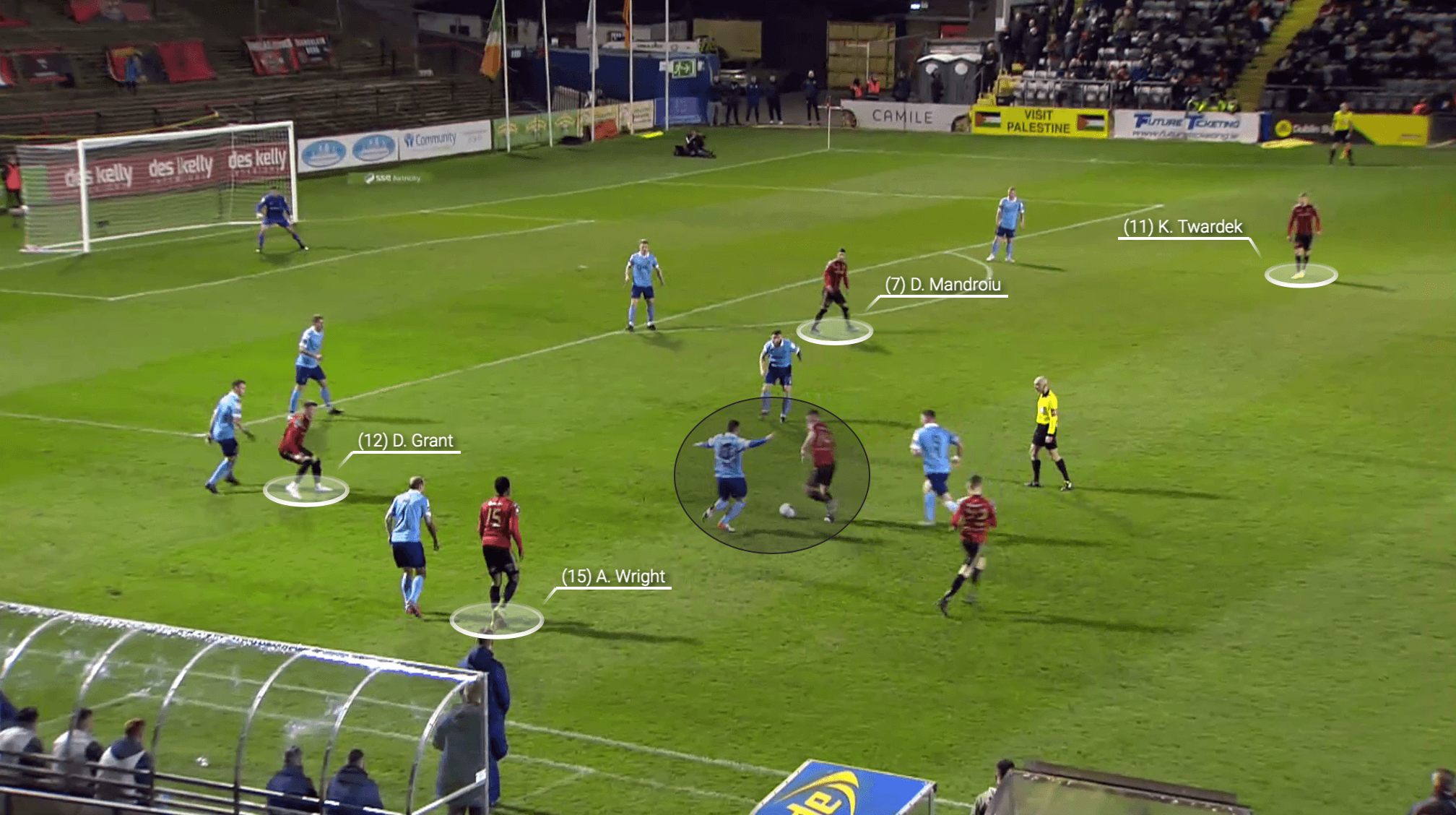 League of Ireland Premier Division 2020: Bohemians vs Shelbourne - tactical analysis tactics