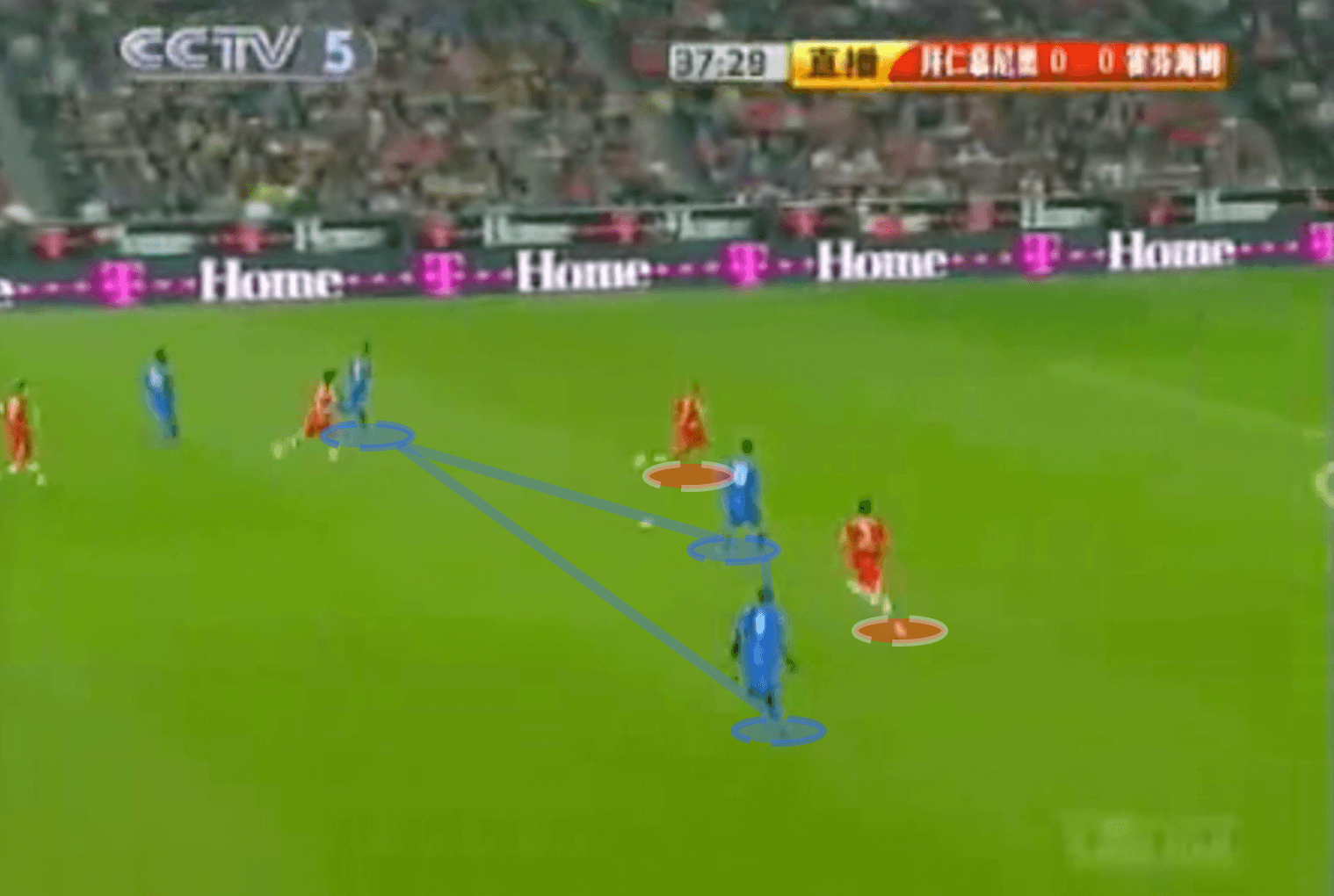 Bundesliga 2008/09 : Bayern Munich vs TSG 1899 Hoffenheim – tactical analysis tactics