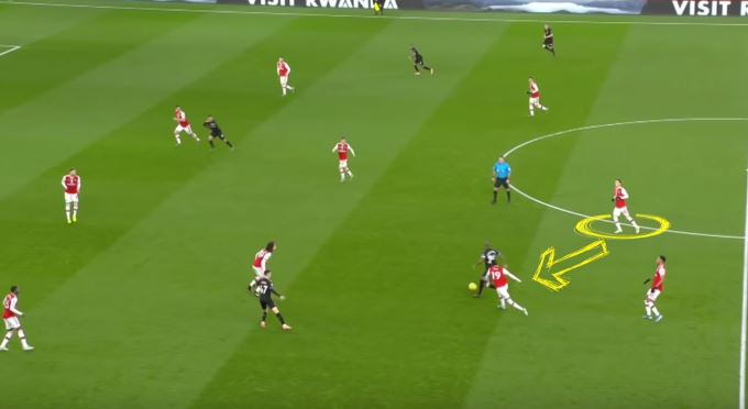 How the false 9 is replacing Creative Midfielders: Part 1 - tactics