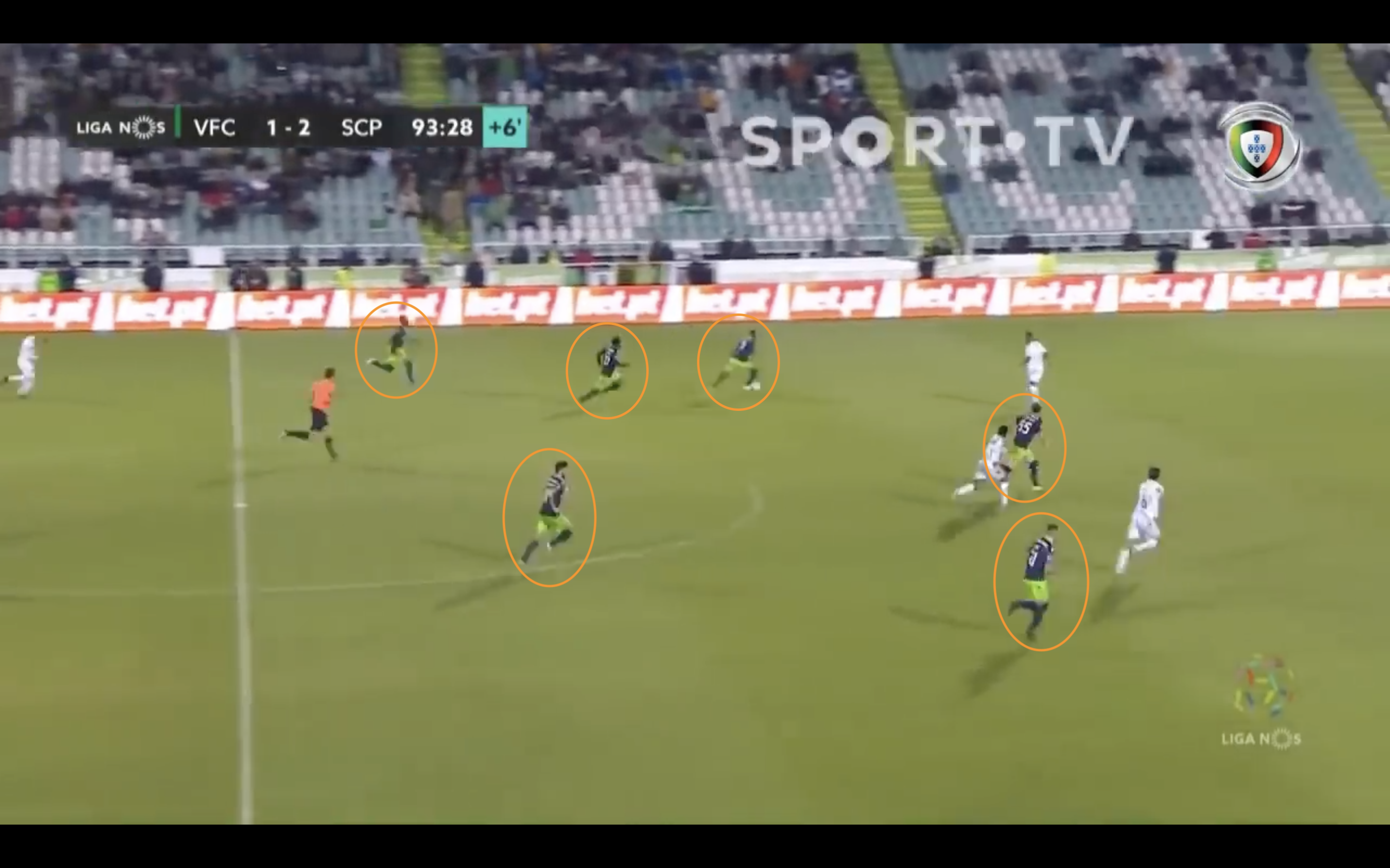 Sporting CP Tactical Report: From the Silas era to the signing of Rúben Amorim - tactical analysis tactics