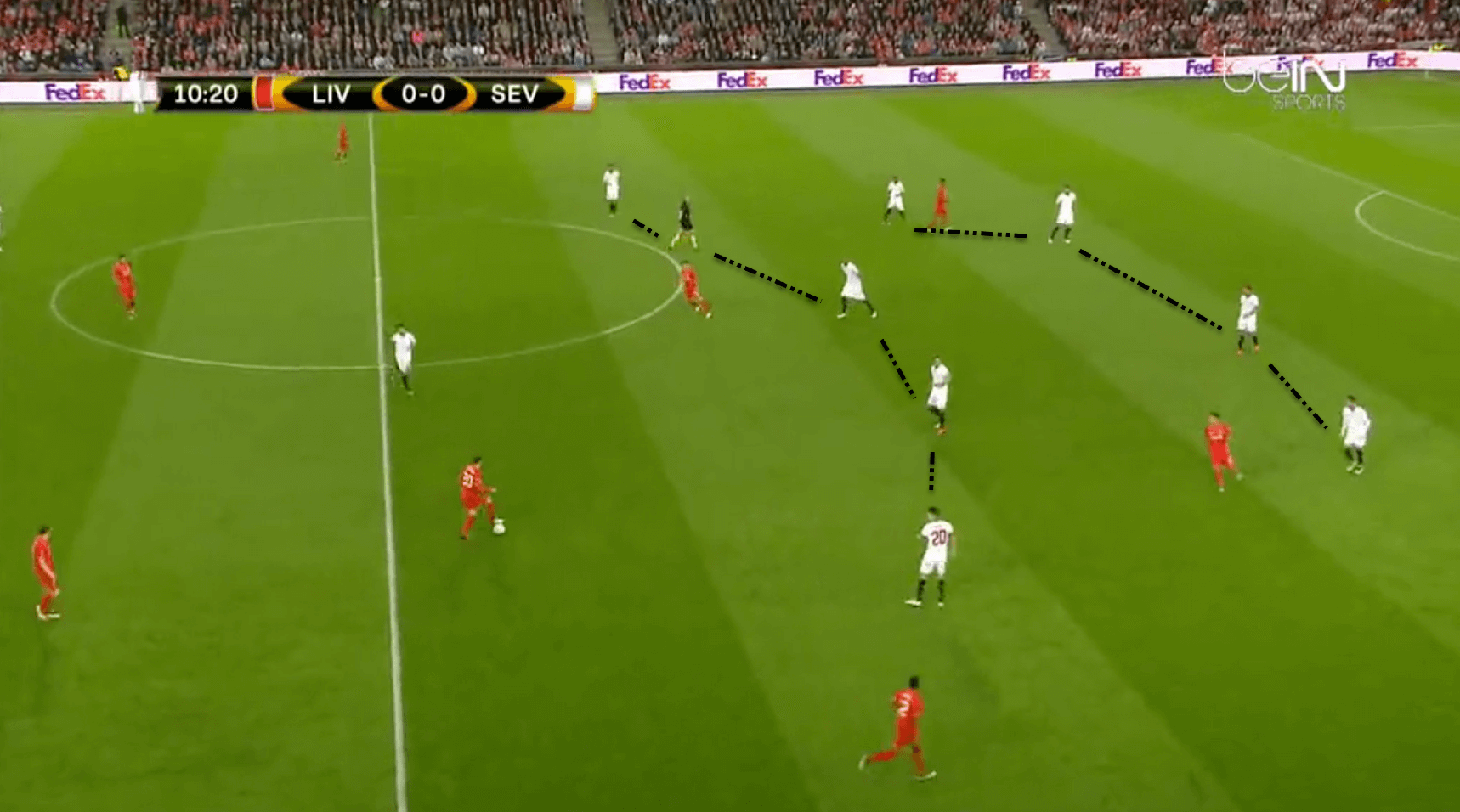 UEFA Europa League 2015/16: Liverpool vs Sevilla - tactical analysis tactics