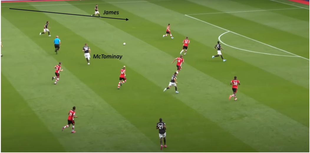 Daniel James 2019/20 - scout report - tactical analysis tactics