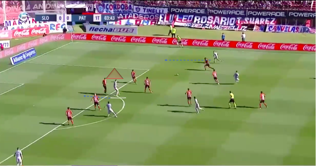 Adolfo Gaich 2019/20 - scout report - tactical analysis tactics