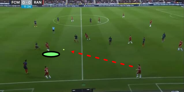 Alfredo Morelos scout report -2019/20 tactical analysis tactics