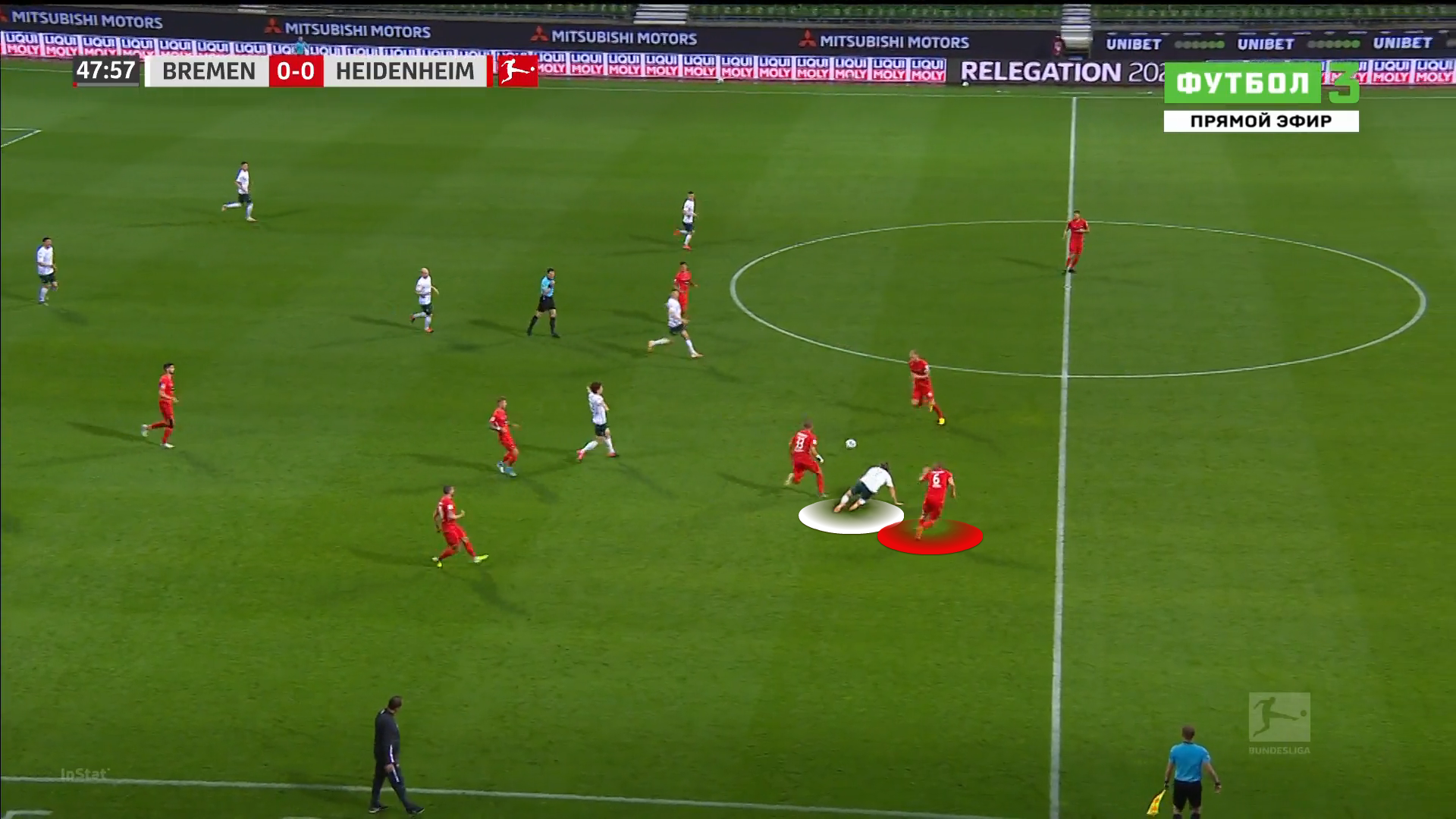Bundesliga Playoffs 2019/2020: Werder Bremen vs Heidenheim - tactical analysis