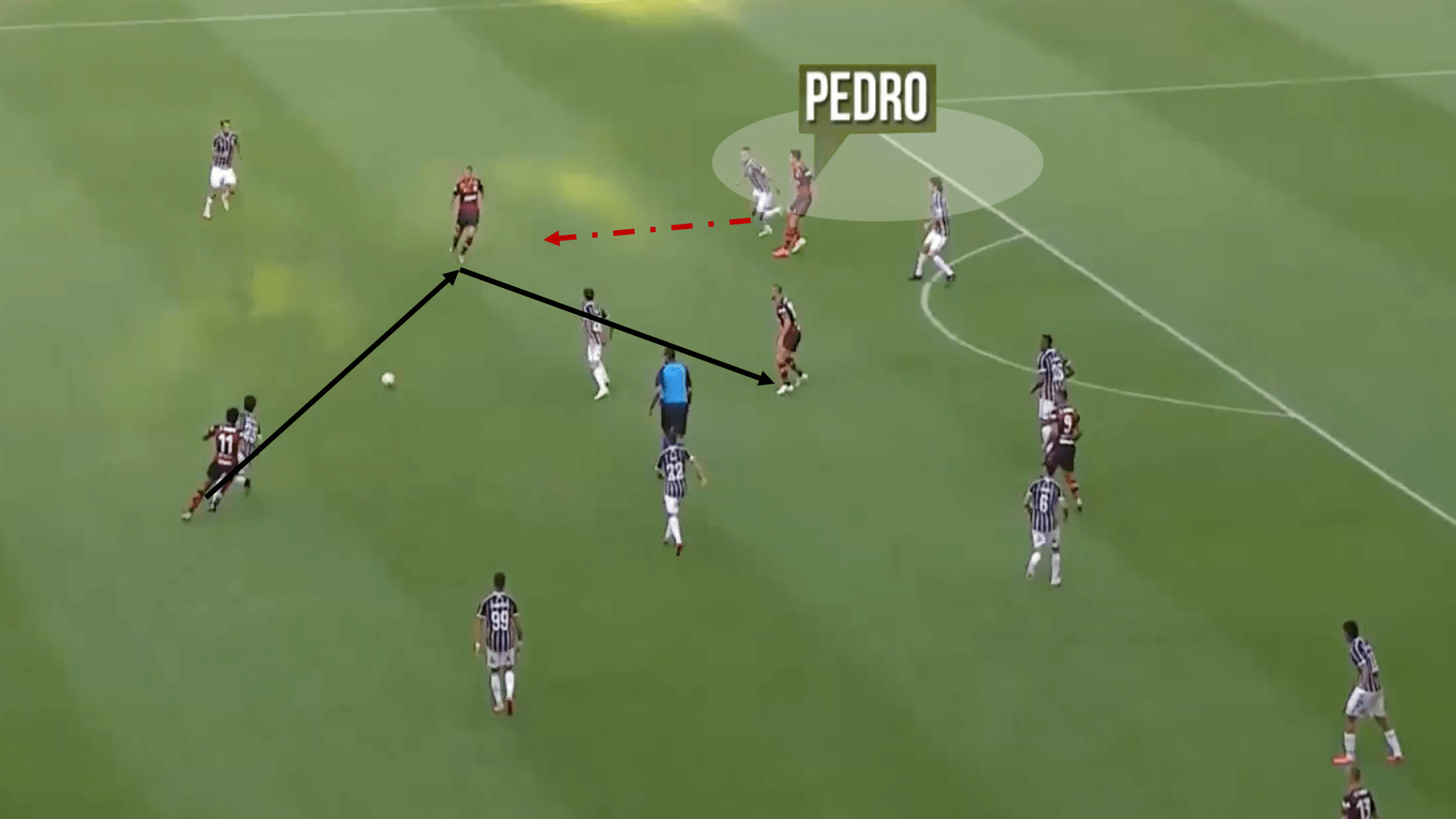 Pedro 2019/20 - scout report - tactical analysis tactics