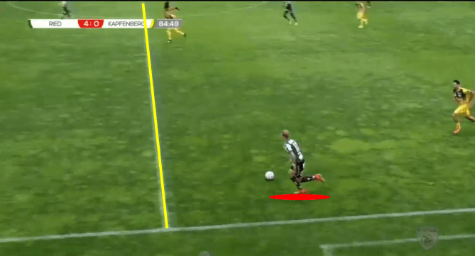 Marco Grull 2019/20 - scout report - tactical analysis tactics