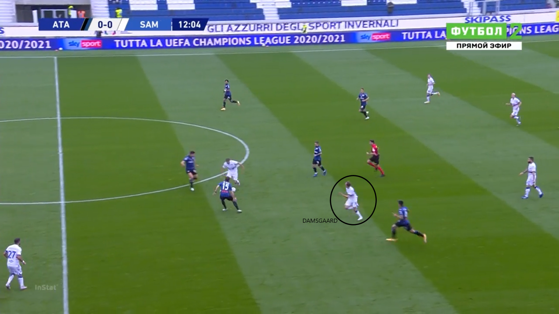 Serie A 2020/21: Atalanta vs Sampdoria – tactical analysis tactics
