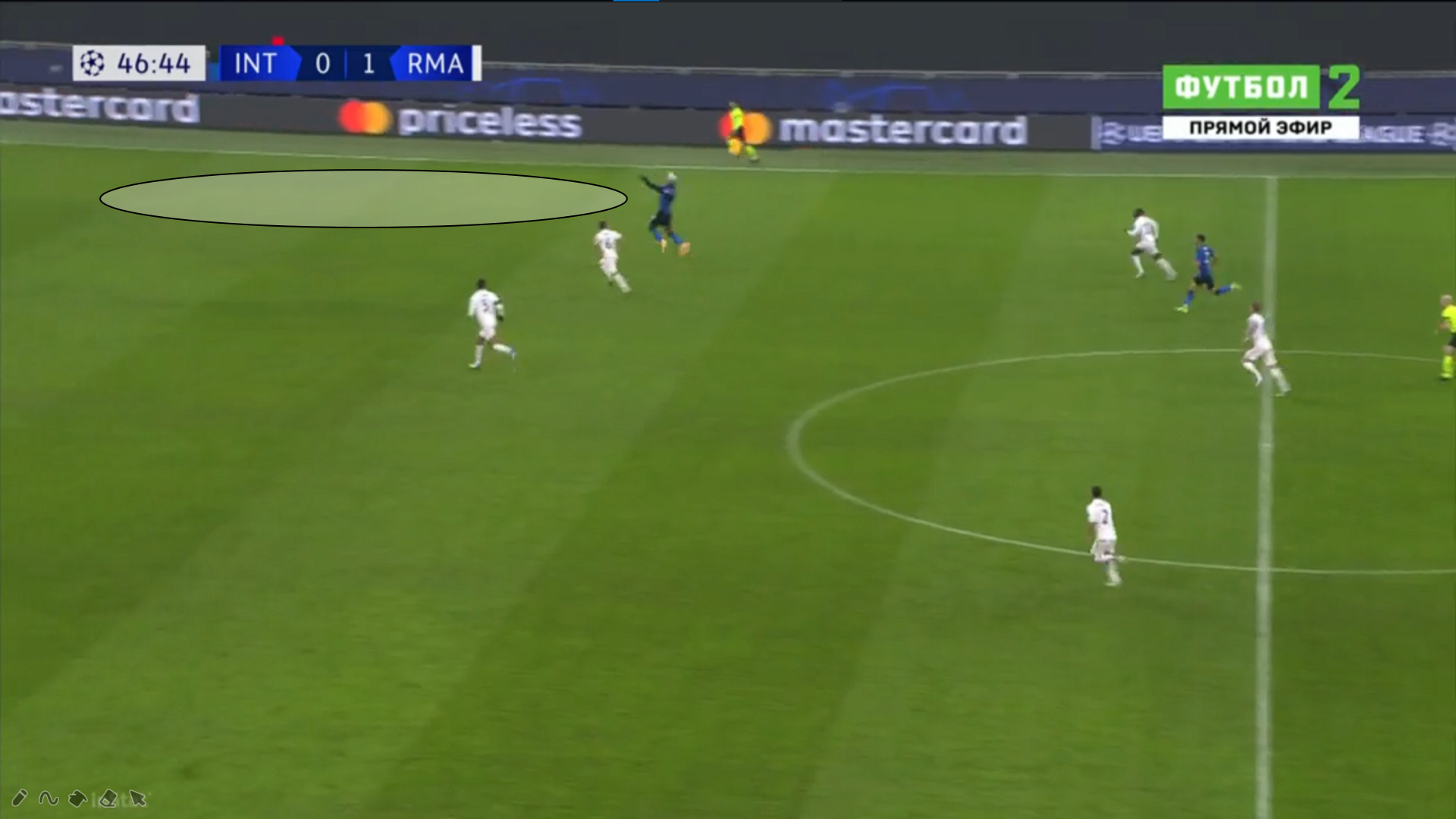 UEFA Champions League 2020/21: Inter Milan vs Real Madrid – tactical analysis
