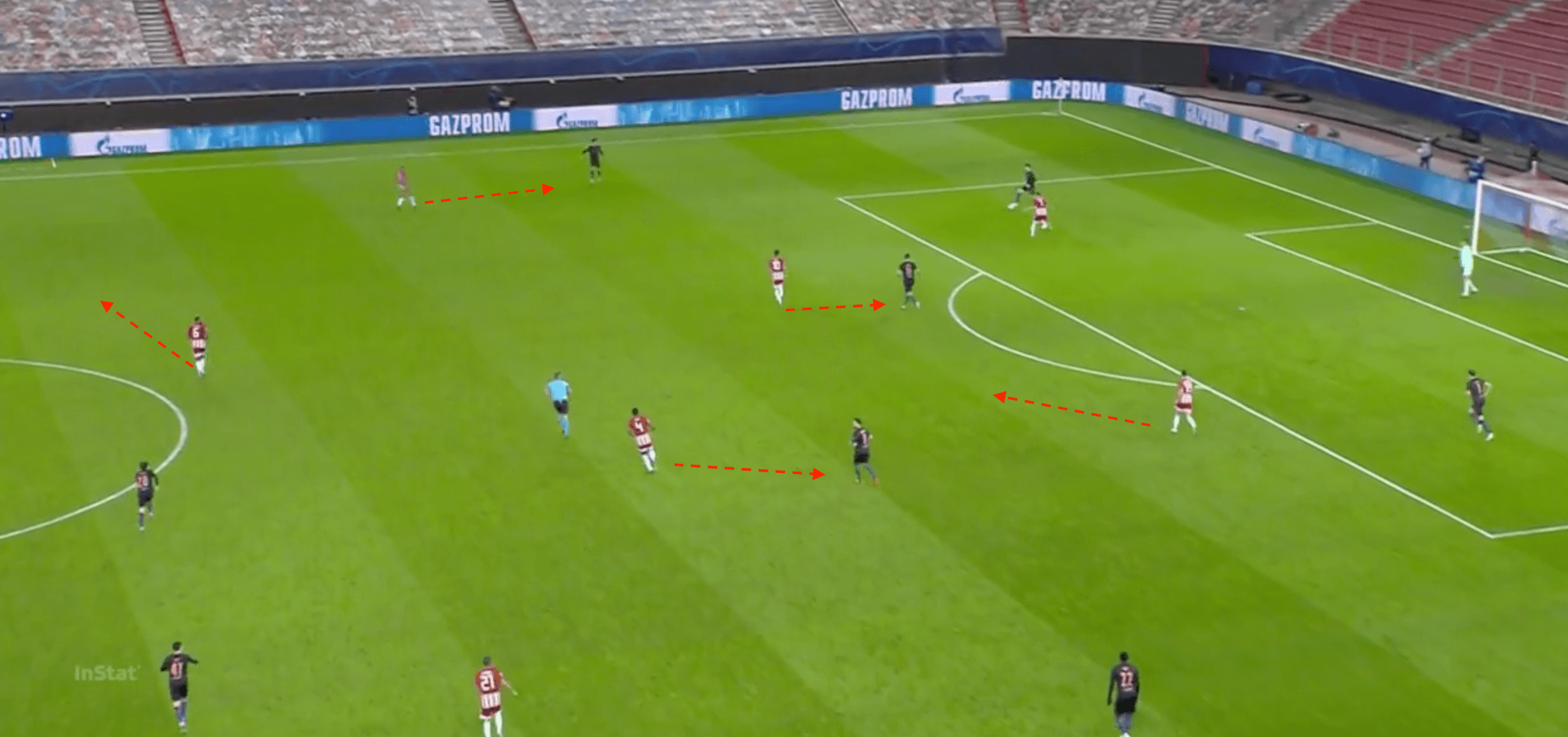 UEFA Champions League 2020/21: Olympiacos vs Manchester City - tactical analysis tactics